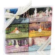 Nesti Dante Emozioni in Toscano Soap Gift Set 6 x 150g