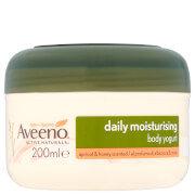 AVEENODaily Moisturising Body Yogurt- Apricot & Honey scented