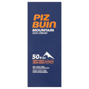 Piz Buin Mountain Sun Cream - Very High SPF50+ 50ml