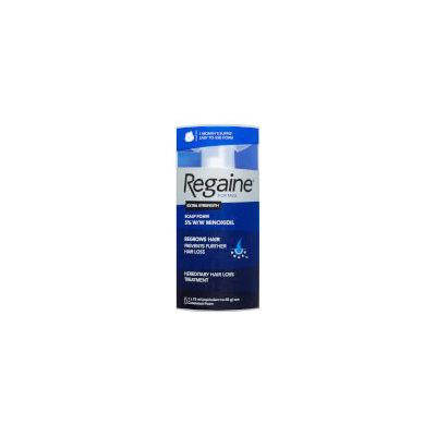 Regaine for Men - Extra Strength Scalp Foam