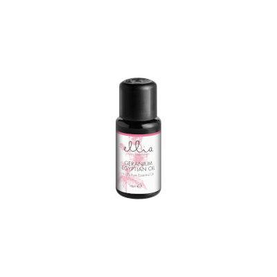 Ellia Aromatherapy Essential Oil Mix for Aroma Diffusers - Geranium 15ml