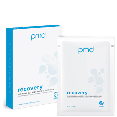 Pmd Recovery Collagen Infusing Facial Mask