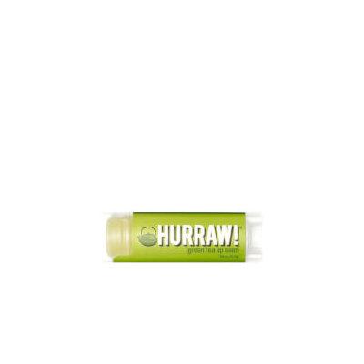 Hurraw Balm Hurraw! Balm Lip Balm Green Tea 0.15 oz - Vegan