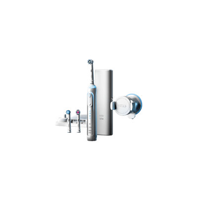 Oral-B GENIUS 8000 Electric Toothbrush Powered by Braun.