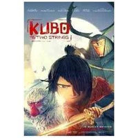 Kubo & The Two Strings Blu-ray