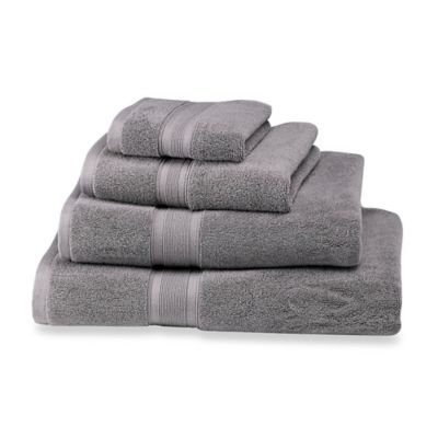 Wamsutta® PimaCott® Washcloth in Lead