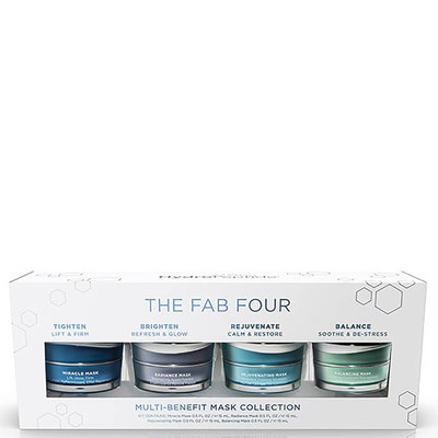 HydroPeptide The Fab Four Mask Limited Edition Collection