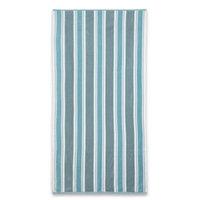 Stripe Beach Towel in Blue