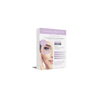 Christian BRETON Anti-Wrinkle Eye Patches 3 x 2.5ml