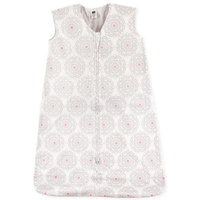 Hudson Baby® Size 12-18M Floral Sleeping Bag in Grey/Pink