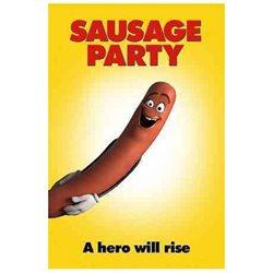 Sausage Party [includes Digital Copy] [blu-ray]