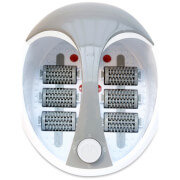 Rio Deluxe Foot Spa and Massager.