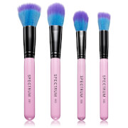Spectrum Collections Duo Fibre Brush Set - Pink