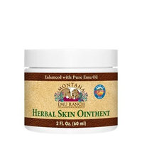 Herbal Skin Ointment for Pets Montana Emu Ranch Co. 2 oz Ointment