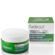 Fade Out ADVANCED + Vitamin Enriched Even Skin Tone Night Cream