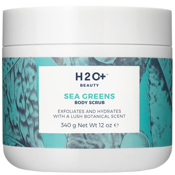 H2o+ Beauty Sea Greens Body Scrub