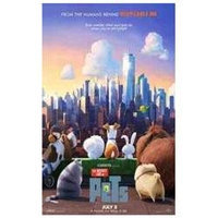 Secret Life Of Pets Blu-ray