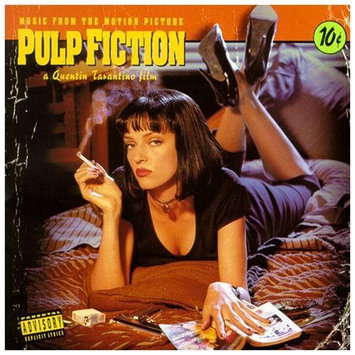 Pulp Fiction [original Motion Picture. [pa] - Original Soundtrack - Cd