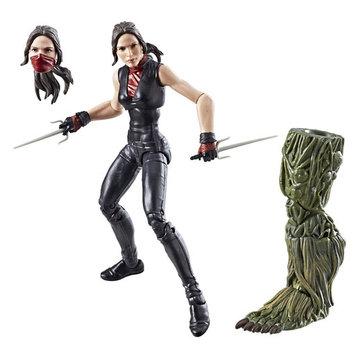 Marvel Knights Legends Series Elektra Action Figure 6