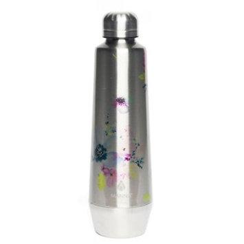 Manna™ Moda 18 oz. Water Bottle in Pink Flowers