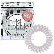 Invisibobble Power Strong Beauty Collection Hair Tie - Smokey Eye - Smokey eye grey
