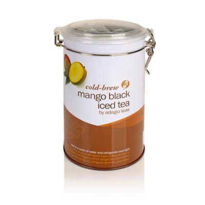adagio teas Cold-Brew Mango Black Iced Tea
