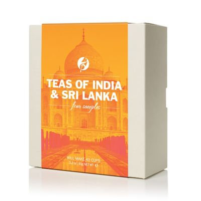 adagio teas Teas of India & Sri Lanka Loose Leaf Tea Sampler