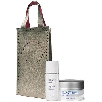 Obagi ELASTIderm Eye Cream and Hydrate Facial Moisturizer Set - Limited Edition 3pc set