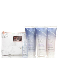 White Hot Marbled Purse 650ml (Worth £50)