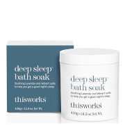 This Works Deep Sleep Bath Soak, 450g