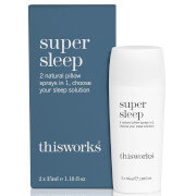 This Works Super Sleep Pillow Spray, 2 x 35ml