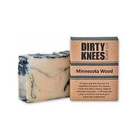 Dirty Knees Soap Co. Minnesota Wood Soap