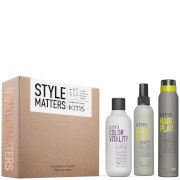 KMS Blonde Christmas Gift Set (Worth £53.50)