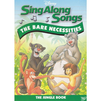Desigual Disney's Sing-Along Songs: The Bear Necessities