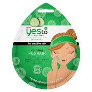 Yes To Cucumbers Single Use Mud Mask .33oz