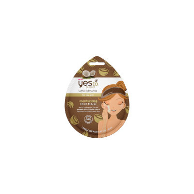Yes To Coconut Single Use Mud Mask - .33oz