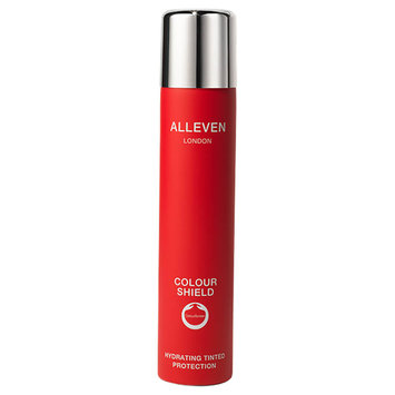 ALLEVEN London Colour Shield Hydrating Tinted Protection - Amber