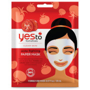 Yes To Tomatoes Blemish Fighting Paper Mask 20ml