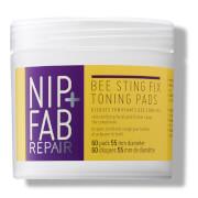 Nip+fab Nip & Fab Bee Sting Fix Cleansing Pads x 60 - Dbee sting