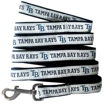 Pets First MLB Tampa Bay Rays Pet Leash