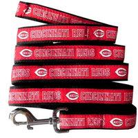 Pets First MLB Cincinnati Reds Pet Leash
