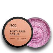 BOD Pink Salt & Coconut Iridescent Glitter Scrub 200ml - Pink salt coconut