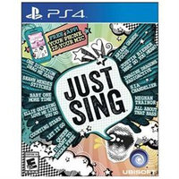 Just Sing (PlayStation 4)