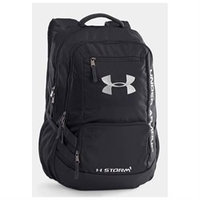 Under Armour Hustle Team Backpack II Black