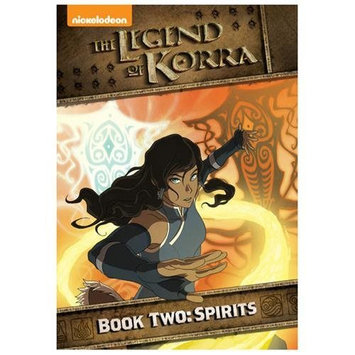 Legend Of Korra: Book Two - Spirits (dvd) (2 Disc)