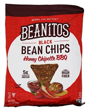 Beanitos 275780 1.2 oz Honey Chipotle BBQ Chips Pack of 24