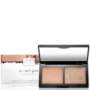 Laura Geller Beauty Hi-Def Glow Illuminator Duo - Bed Of Roses