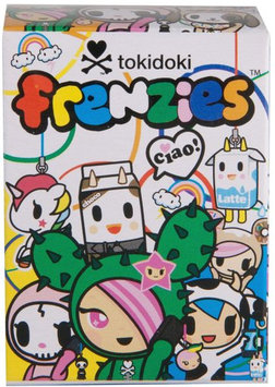 Tokidoki Frenzies Classics One Random Blind Boxed Figure