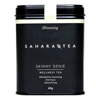 Sahara Tea 30-Serving Skinny Genie Tea Tin