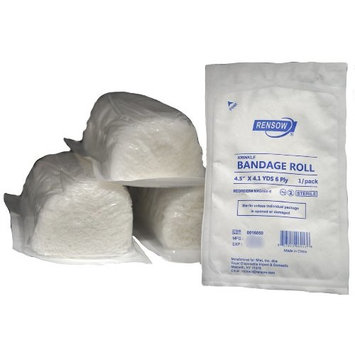 Rensow Sterile Crinkle Type, Bandage Roll [12]